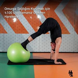 Omurga Sağlığı için Egzersizler