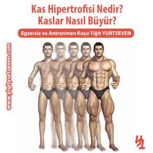 kas hipertrofisi nedir
